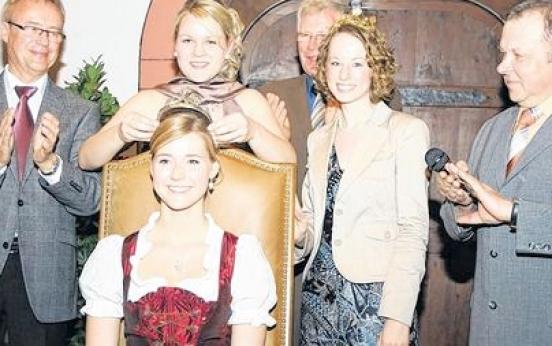 Elternhaus der Dettelbacher Weinprinzessin 2011-13